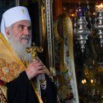 Visite du patriarche de Serbie Irénée sur le Mont Athos