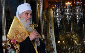 Message de Noël 2018 du patriarche Irénée et de l'Assemblée des évêques orthodoxes serbes