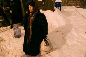Appel de l'Acer-Russie : urgence hiver russe à Saint-Pétersbourg