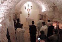 Le patriarche Bartholomée a visité la fraternité de Bose à Ostuni