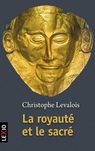 Le dernier ouvrage du p. Christophe Levalois