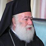 Le pape et patriarche d'Alexandrie Théodore II: «Dans les affaires ecclésiastiques, il n'y a pas de place pour la politique»