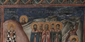 Saints Thyrse, Leucius et Callinique - Orthodoxie.com