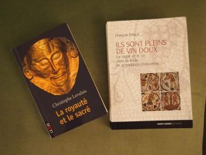 "Podcast audio: ""Orthodoxie"" (France-Culture), « Livres »"