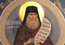 Un nouveau film russe sur saint Silouane du Mont Athos
