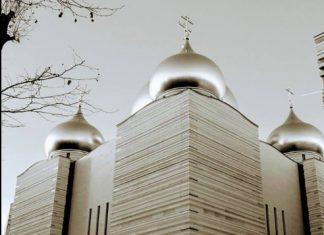 Ouverture de la cathédrale orthodoxe russe de la Sainte-Trinité à Paris
