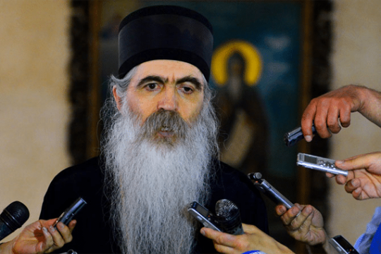"""""""The Patriarch of Constantinople has made the greatest mistake in the history of the ecumenical throne"""""""