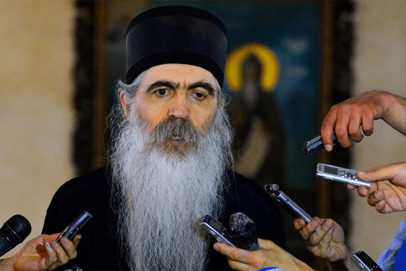 """The Patriarch of Constantinople has made the greatest mistake in the history of the ecumenical throne"""