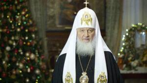 Message de Noël du patriarche de Moscou et de toute la Russie Cyrille