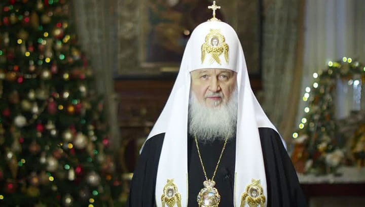 Christmas Message by Patriarch Kirill of Moscow
