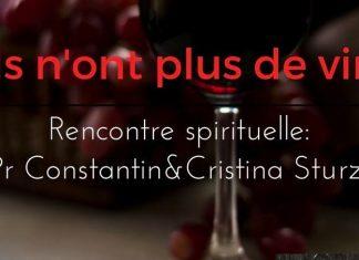 Rencontre spirituelle «Ils n'ont plus de vin» – nouvelles dates et nouveau lieu : 4-9 février à Paris