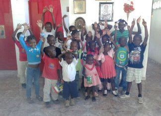 Nouvelles de l'école orthodoxe Saint-Jean-de-Changhaï à Haïti