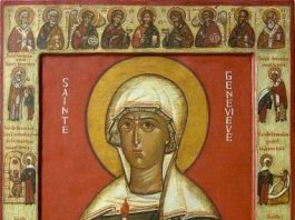 Sainte Geneviève - orthodoxie.com