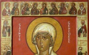 Sainte Geneviève - orthodoxie.com