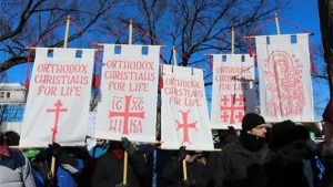 Message du métropolite de toute l'Amérique et du Canada Tikhon, primat de l'Église orthodoxe en Amérique, à l'occasion du «Dimanche de la sainteté de la vie»