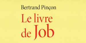 Recension: Bertrand Pinçon, « Le livre de Job »