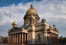 Déclaration du patriarche de Moscou Cyrille au sujet de la restitution à l'Église orthodoxe russe de la cathédrale Saint-Isaac de Saint-Pétersbourg