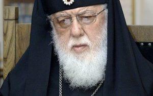 Message du patriarche de Géorgie Élie II à l'occasion du dixième anniversaire de l'intronisation du patriarche de Moscou Cyrille
