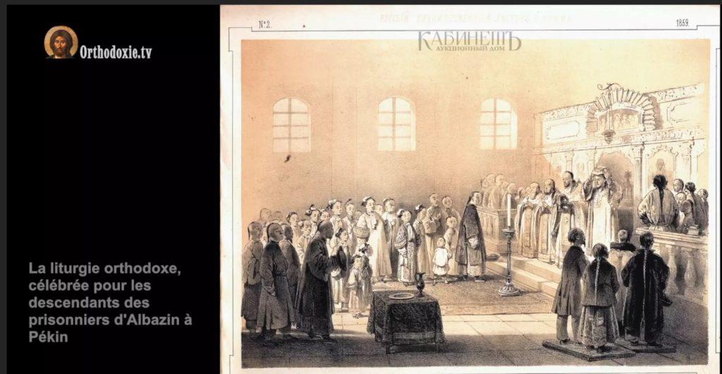 La mission orthodoxe russe en Chine (documentaire)