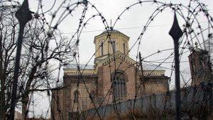 L'évêque Théodose de Ras et Prizren: «Les Serbes du Kosovo craignent de nouvelles violences »