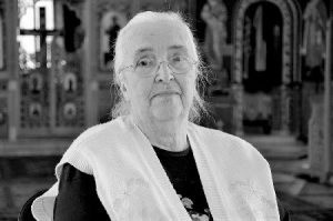 Décès de Lidia Stăniloae, fille du père Dumitru Stăniloae