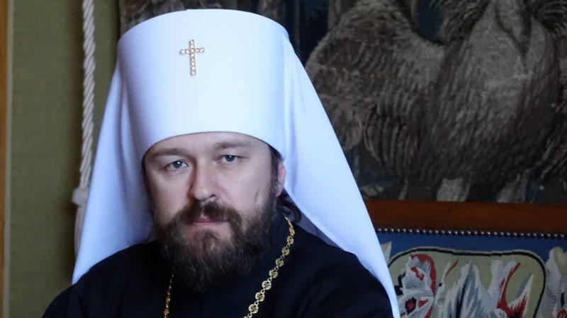 Un entretien avec Mgr Hilarion (Alfeyev) sur la rencontre de Ravenne et ses conséquences