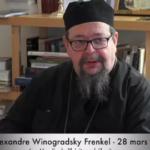 Podcast vidéo de la 2e conférence des Mardis de l'héritage hébraïque avec le p. Alexandre Winogradsky Frenkel (Patriarcat de Jérusalem)