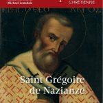 Parution: «Saint Grégoire de Nazianze»