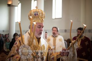 Liturgie panorthodoxe au Luxembourg