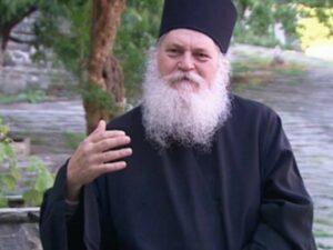 L'archimandrite Éphrem, higoumène du monastère athonite de Vatopédi, est hospitalisé à Kiev