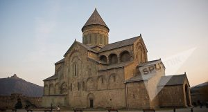 Le 25 mars, l'Église orthodoxe de Géorgie célèbre le centenaire du rétablissement de son autocéphalie