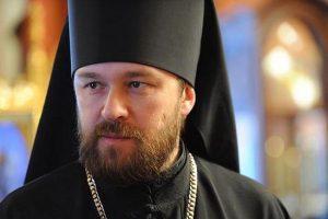 Contrairement au patriarche de Constantinople, le métropolite de Volokolamsk ne pense pas que l'union des Églises soit inévitable