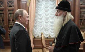 Le métropolite Corneille, primat des Vieux-croyants russes: «Il est agréable de savoir que le président observe le Grand Carême»
