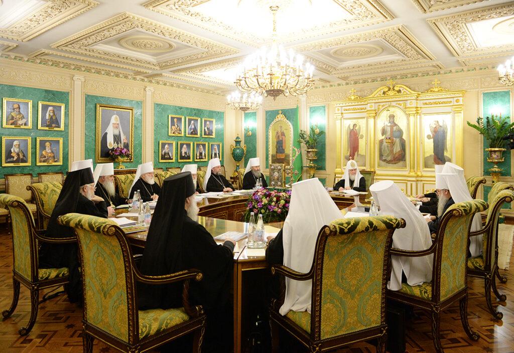 Le Saint-Synode de l'Église orthodoxe russe a établi la liste des initiatives prévues à l'occasion du centenaire du début des persécutions religieuses en Russie