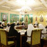 Les saints martyrs de Lyon et d'autres saints occidentaux antérieurs au schisme sont introduits dans le calendrier de l'Église orthodoxe russe