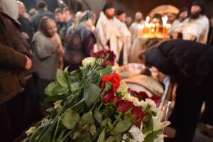 Les funérailles du célèbre mathématicien russe et défenseur de l'Église Igor Chafarevitch ont eu lieu au monastère Sretensky à Moscou