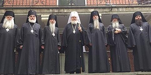 Message du Synode de l'Église orthodoxe russe hors-frontières à l'occasion du centenaire des événements tragiques liés à la révolution en Russie et au début des persécutions religieuses