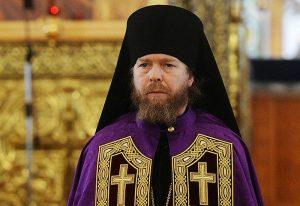 Homélie de l'évêque Tikhon de Yegorevsk, prononcée à l'occasion de la première liturgie devant la nouvelle église des néomartyrs et confesseurs de Russie, le jour de l'abdication du tsar-martyr Nicolas II