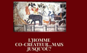 «L'homme cocréateur… mais jusqu'au où» – débat avec le diacre Dominique Beaufils