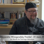 Alexandre Winogradsky - orthodoxie.com