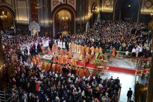 Vidéo: la nuit de Pâques à la cathédrale du Christ-Sauveur à Moscou