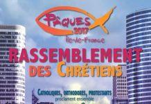 Un rassemblement oecuménique à La Défense pour célébrer Pâques le 16 avril et dans d'autres lieux en France