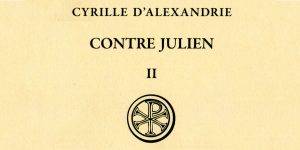 Recension: Cyrille d'Alexandrie, « Contre Julien », tome Il, livres III-V