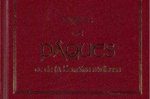 Vient de paraître : « Offices de Pâques et de la Semaine radieuse »
