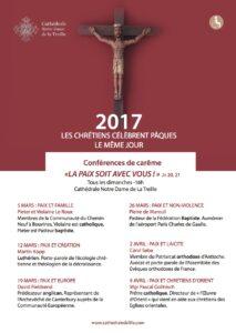 Une conférence de Carol Saba à Lille sur le thème « Paix et laïcité »