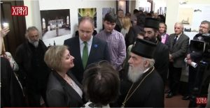 L'exposition «églises et chapelles orthodoxes d'Estonie» a été inaugurée le 26 avril au musée de l'Église orthodoxe serbe à Belgrade