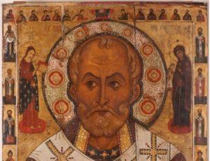 «La mission silencieuse» – exposition temporaire d'icônes anciennes russes au Centre spirituel et culturel orthodoxe russe à Paris