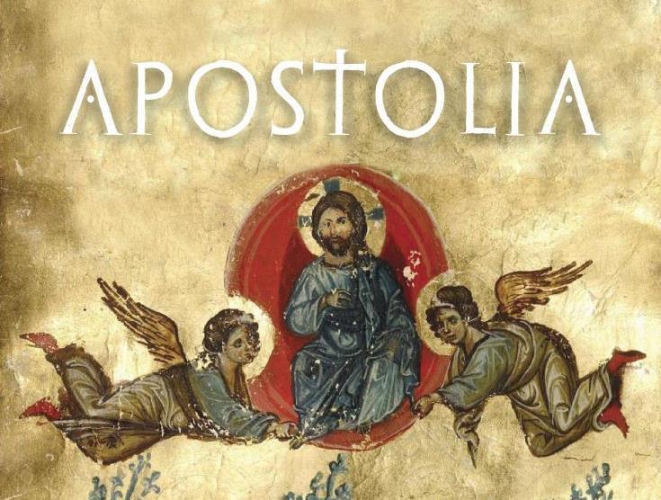 "Parution du n°110 (mai 2017) de la revue ""Apostolia"""