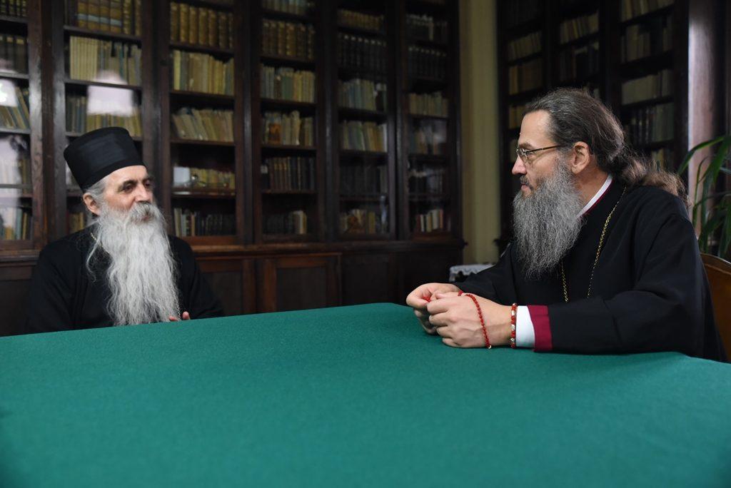 Dans un entretien, l'évêque Irénée de Bačka (Église orthodoxe serbe) aborde la question du Concile de Crète, du nationalisme dans l'Église, de l'Église orthodoxe en Ukraine et de l'archiprêtre Gabriel Kostelnik (+1948)