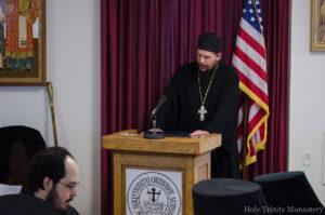 «Évaluation du concile de Crète»: une conférence de l'archiprêtre Peter Heers au clergé américain de l'Église orthodoxe russe à l'étranger